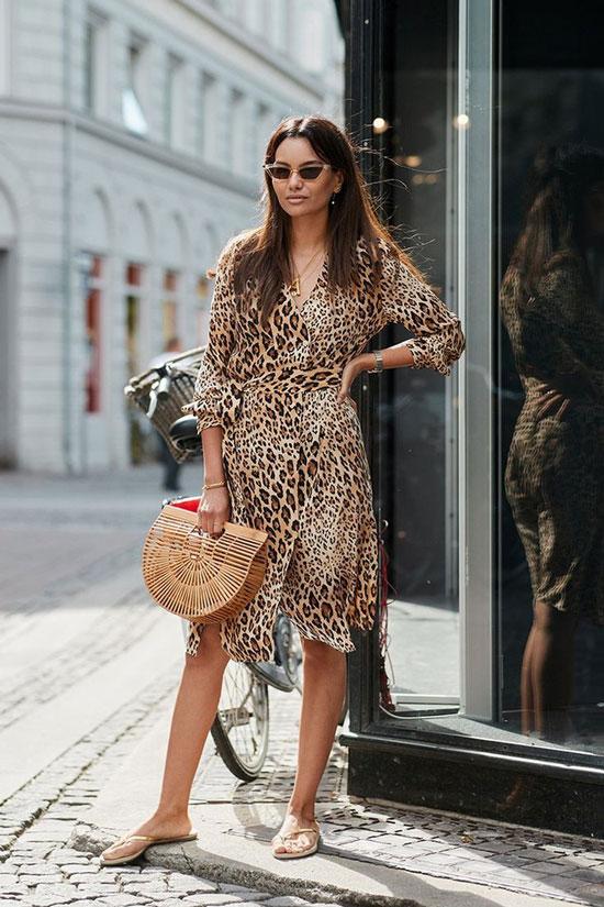 Образы для женщин с обувью на плоской подошве