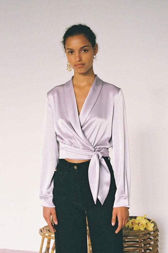Нарядные женские блузы