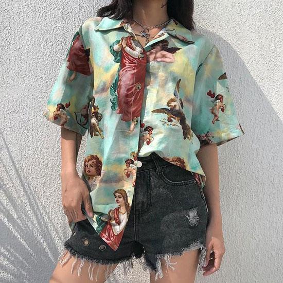 Оригинальные блузки для женщин 2020