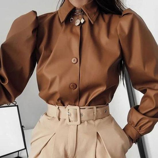 Модные блузы для женщин 2020