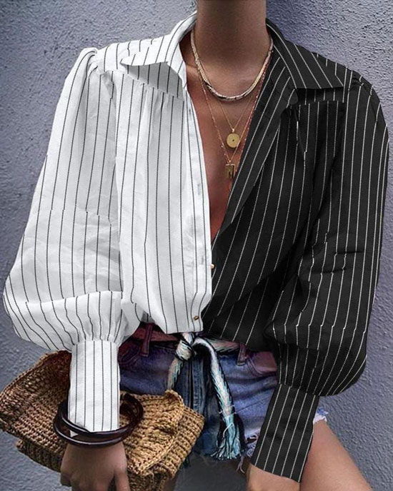 Стильные женские блузы 2020