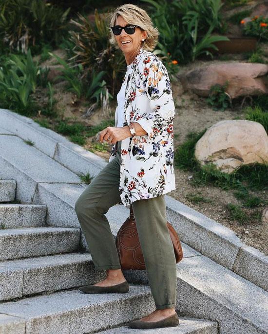 Модные жакеты на лето 2020 для дам за 50