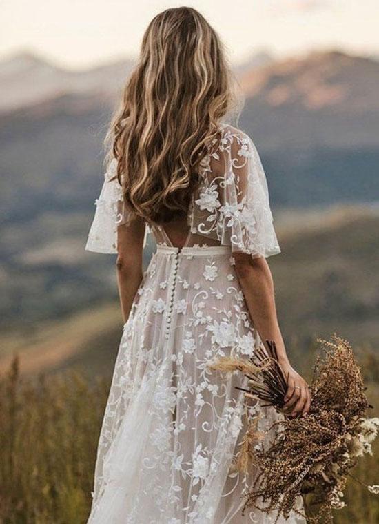 Модные идеи для свадьбы в стиле бохо
