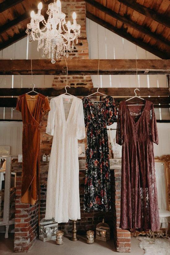 Как организовать свадьбу в стиле бохо