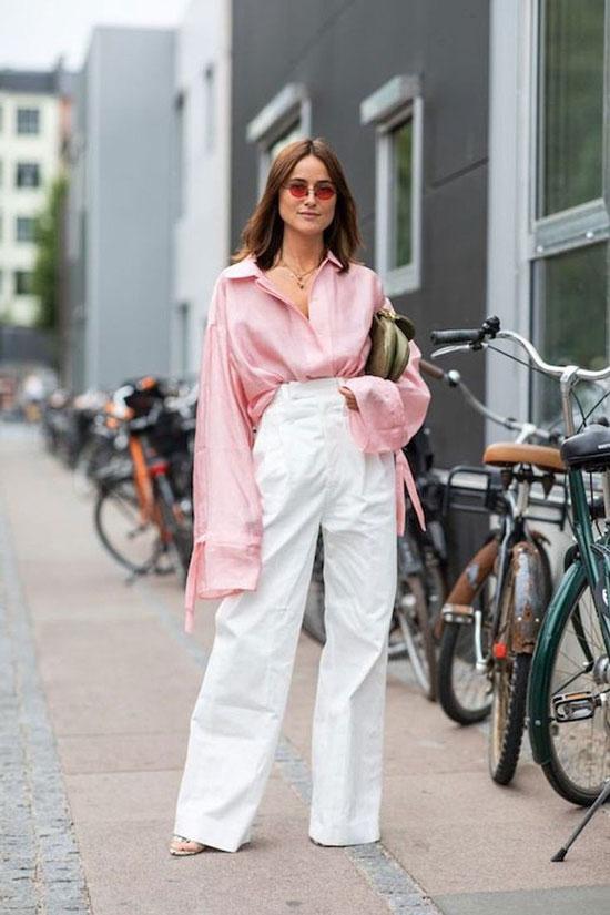 Модные брюки на лето 2020