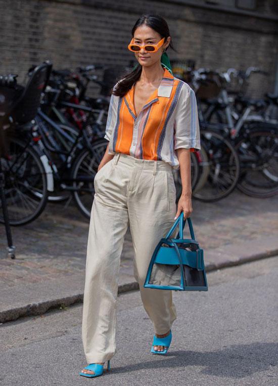 Модные брюки для женщин на лето 2020