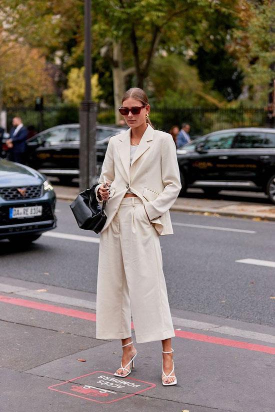 Модные модели брюк для женщин на лето 2020