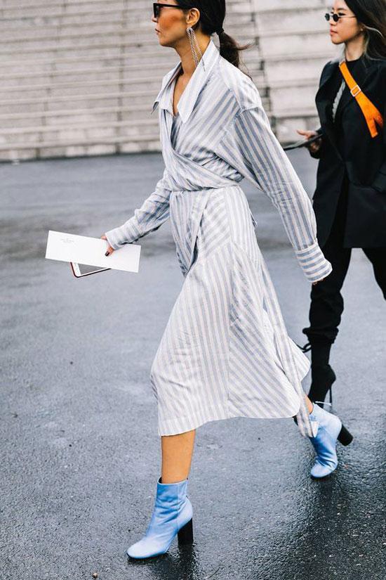 Модный принт в полоску 2020