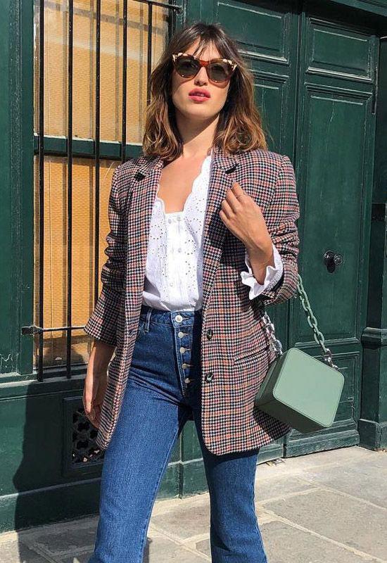 Простой и элегантный парижский стиль