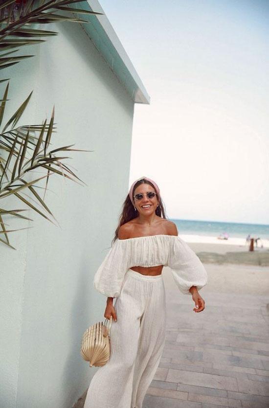 Как одеваться на курорте летом 2020