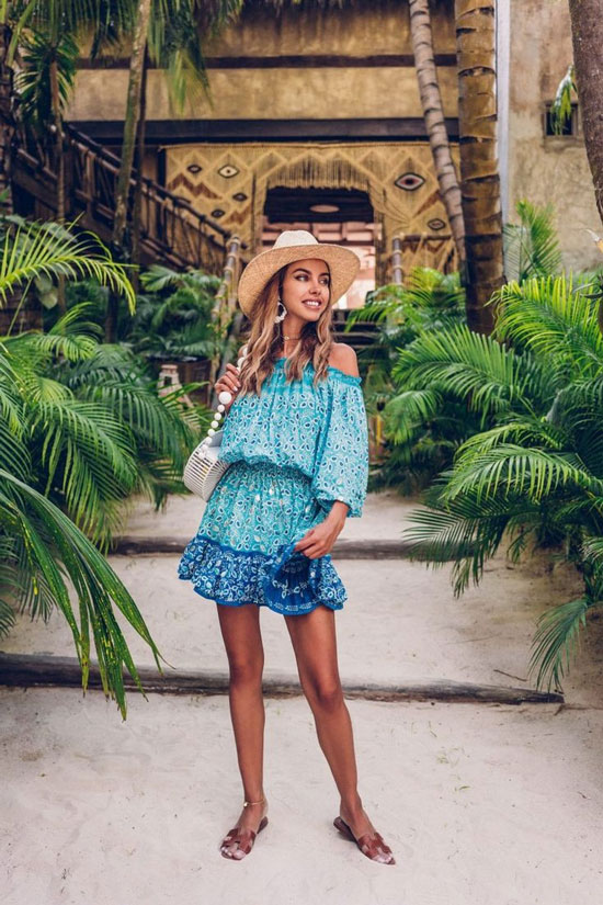 Как одеваться в отпуске летом 2020