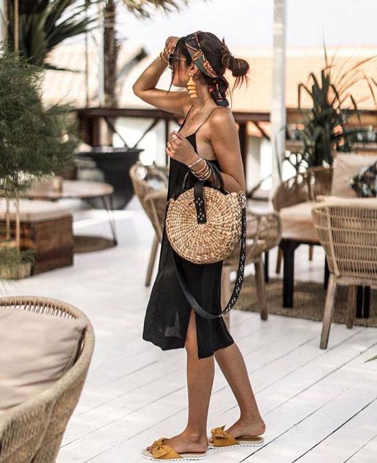 Какие аксессуары носить летом 2020 на курорте
