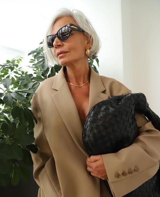 Как женщине в 50 лет выглядеть дорого