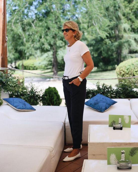 Какие брюки носить летом женщинам за 50