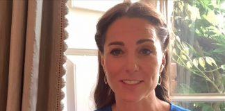 Экономная Кейт Миддлтон уже в пятый раз появляется в одном и том же синем платье