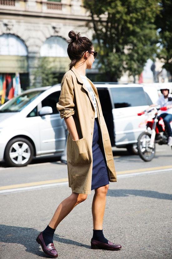 Модные женские лоферы 2020