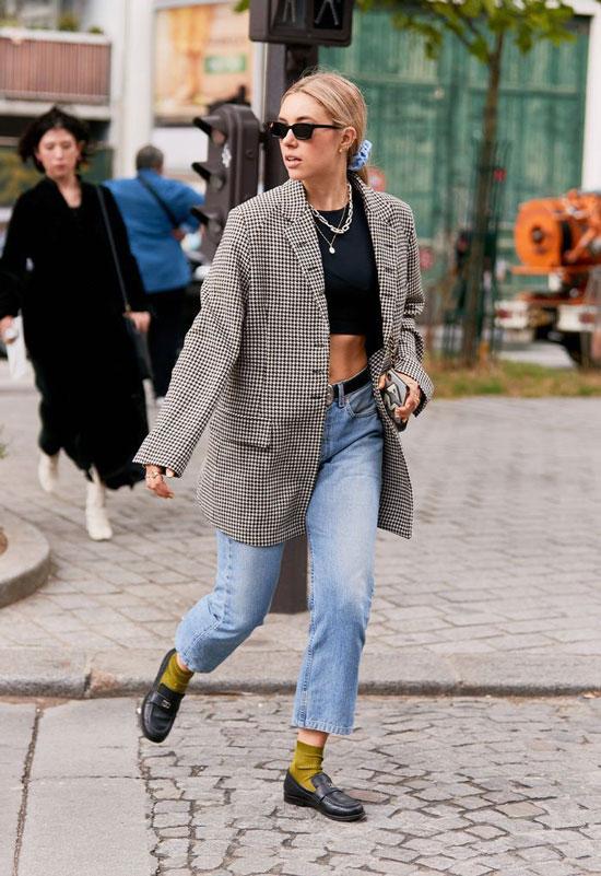 Модные лоферы 2020