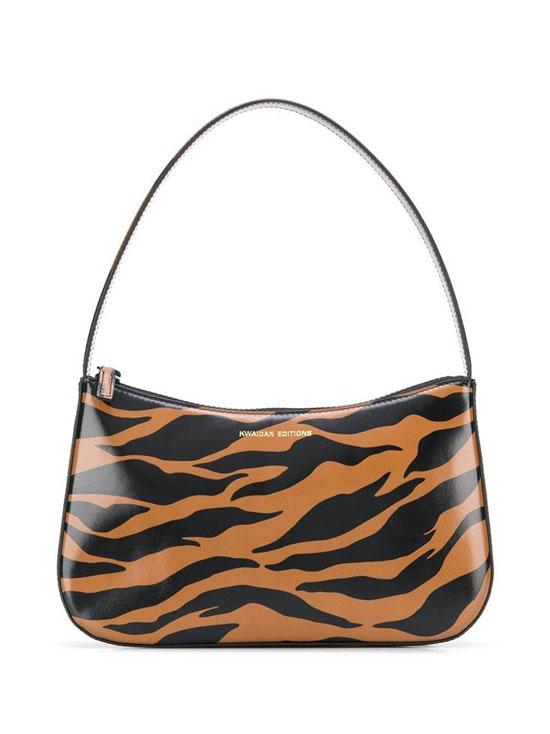 Модные сумки с животным принтом