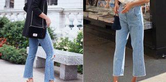 19 способов носить укороченные джинсы летом 2020!