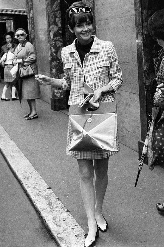 Стиль и модные образы Одри Хепбёрн