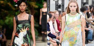 7 лучших оригинальных принтов этого лета, подсмотренных на модных показах