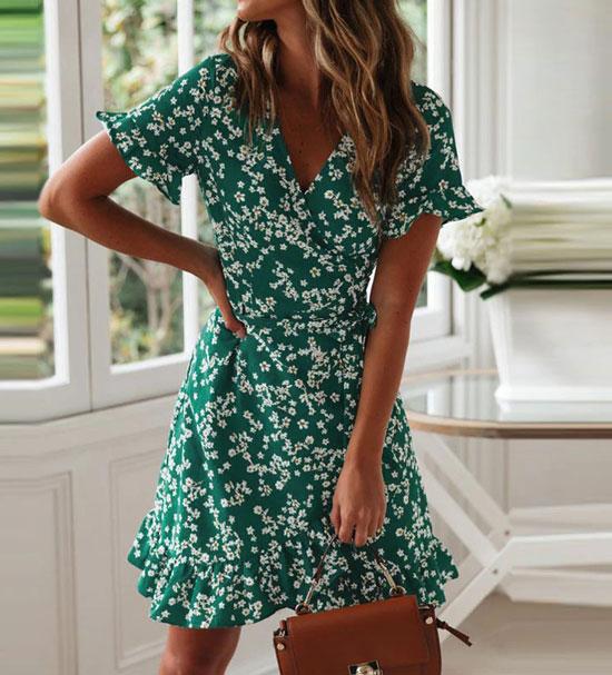 Стильные летние платья с АлиЭкспресс 2020