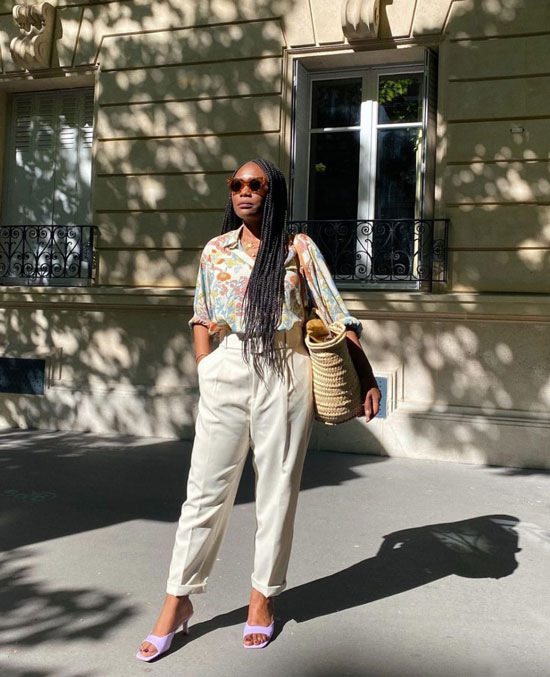 Французские блогеры, которые одеваются в масс-маркете