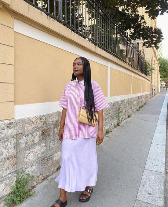 Как одеваются француженки в популярных масс-маркет магазинах