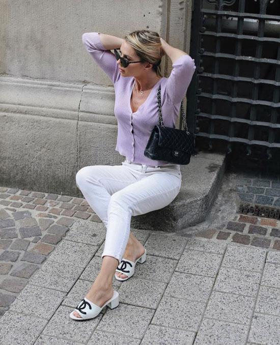 Французские фешн-блогеры в одежде из масс-маркета