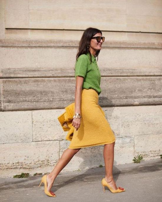 Что носить высоким девушкам прямо сейчас: 9 модных формул для эффектного образа