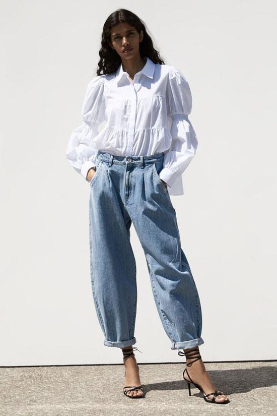 Как одеваться высоким женщинам