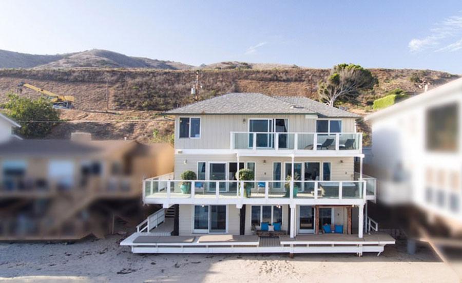 Дженнифер Лопес купила дом на берегу океана стоимостью 6,6 миллиона долларов