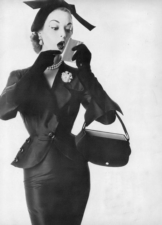Стиль 50-х годов в одежде