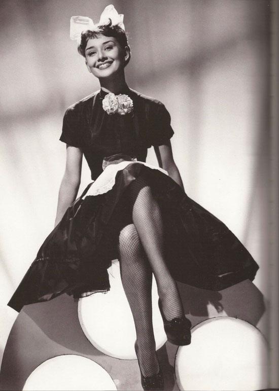 Какие прически носили в 50-е годы
