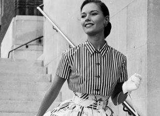 Окунись в прошлое: вспоминаем каким был стиль 50-х