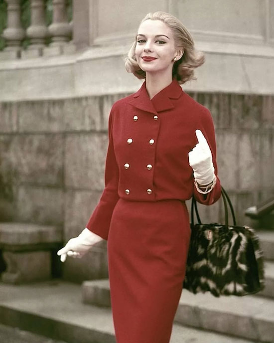 Какой была мода 50-х годов