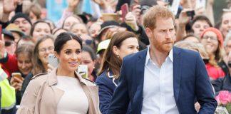 Меган Маркл и принц Гарри рассказали, что чувствуют себя вытесненными из королевской семьи