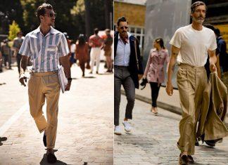 Модные мужские образы на лето 2020: как мужчинам выглядеть не менее стильно чем женщины