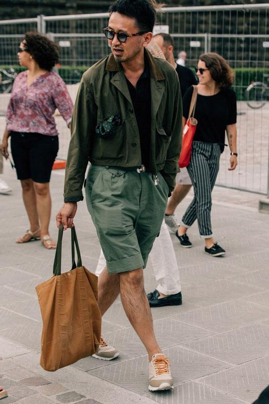 Модные образы для мужчин на лето 2020