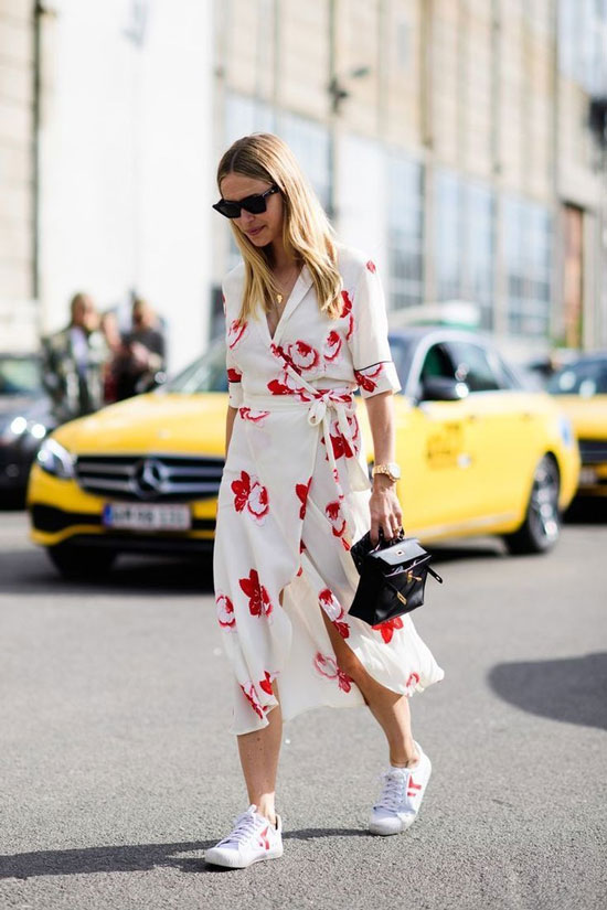 Модные легкие платья, в которых не жарко на лето 2020