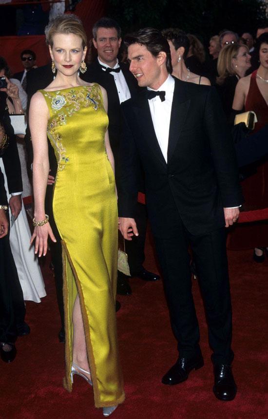 Николь Кидман в платье Dior на церемонии Оскар