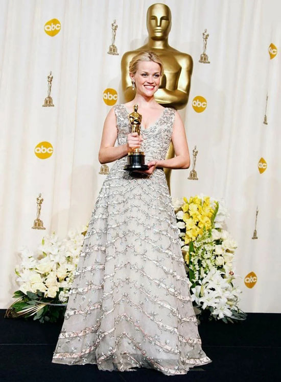 Лучшие платья на церемонии Оскар за все время