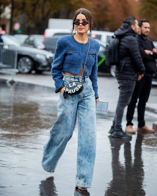 Модная альтернатива джинсам-скинни на осень 2020
