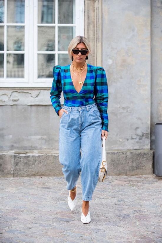 Что женщинам носить вместо джинсов-скинни осенью 2020
