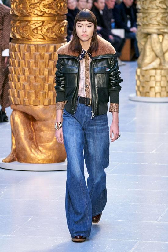 Модные джинсы на осень 2020
