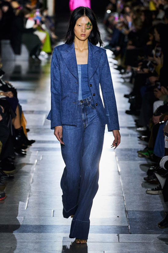 Модные джинсы для женщин на осень 2020