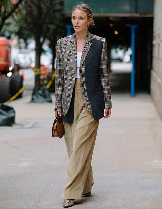 Какие жакеты носить женщинам в офис осенью 2020