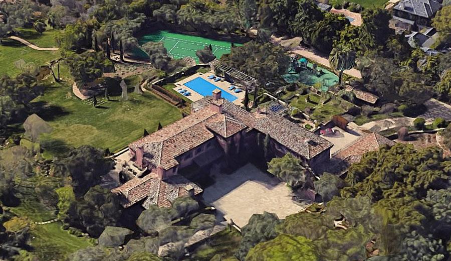 Особняк Меган Маркл и принца Гарри стоимостью 14,7 млн долларов