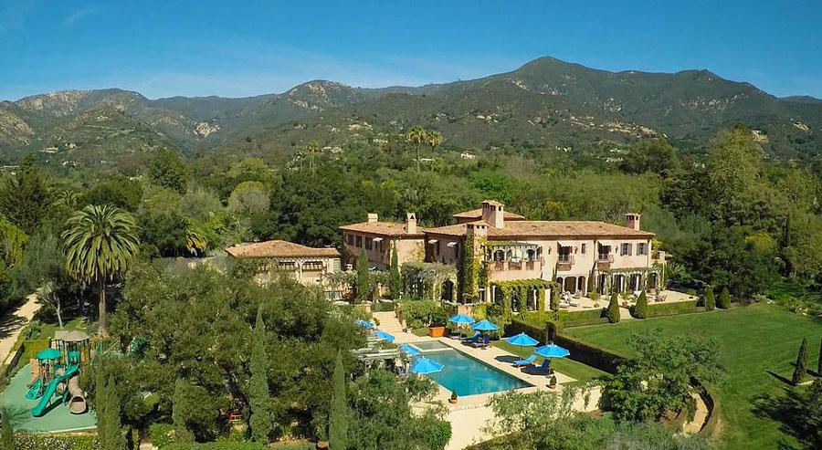 Меган Маркл и принц Гарри купили дом за 14,7 млн долларов