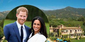 Меган Маркл и принц Гарри приобрели роскошный особняк за 14,7 млн долларов